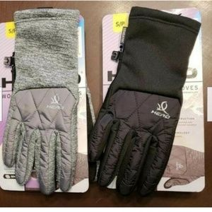 Head Accessories - Head Women's Hybrid Gloves With Sensatec Touchscre